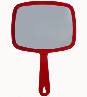 BS23116  Hand Mirror-48/case