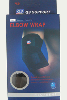 BS23136-4 Elbow Support#759-72/case