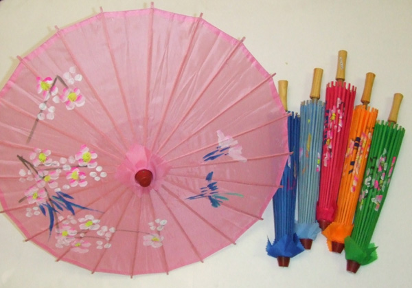 BS23143-2 Kids' Chinese Umbrella- 150/case