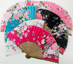 BS23160-4  Wood silk fan-240/case