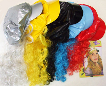 BS23194-3 Cap w/ Wig- 144/case