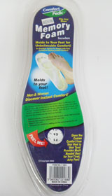 BS23241 Memory Shoe insole-96/case