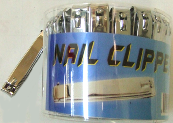 BS23500 36pc Nail Clippers- 12 Jar/case