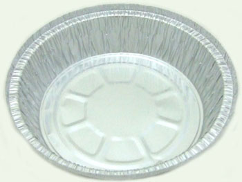 "CFE212C #2109 8"" Round Container Covers- 500/case"