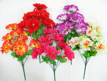 DL23374-10 Flower Bunch (6 Buds) 144/case