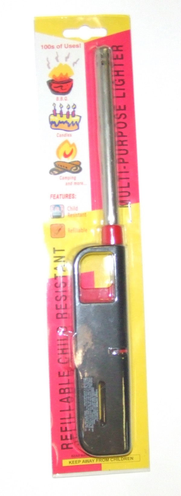 EEMLA144 BBQ Lighter- 144/case