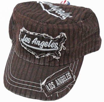 HW22056 Los Angeles Fashion Cap-144/case