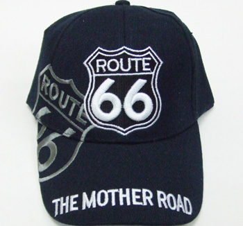 HW23379 Mother Road Route 66 Cap-144/case