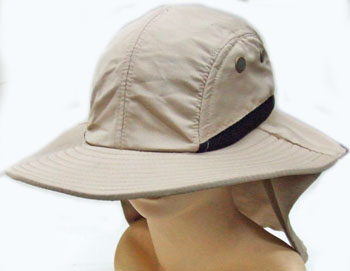 HW23456 Soft Mesh Back Flap Hat-144/case