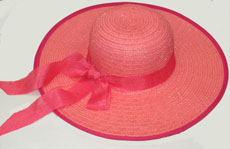 HW23532 Ladies Hat w. Tie-seamed-120/case