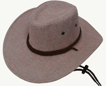 HW23647 Cow Boy Hat (String)-120/case
