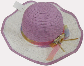 HW23672 Girls' Wavy Hat-240/case