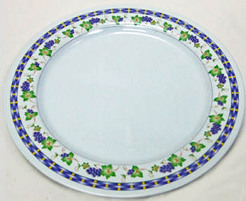 "KH23103B 10"" Medium Size Plate- 120/case"