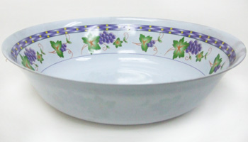 "KH23123B 9"" Blue Soup Bowl 96/case"