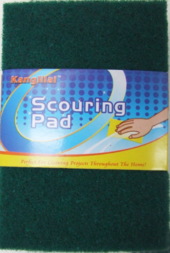 KH23141   5 Pc. Scrubbing Pads-140/case