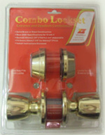 OF23160D Combo Door Lock- 24/case