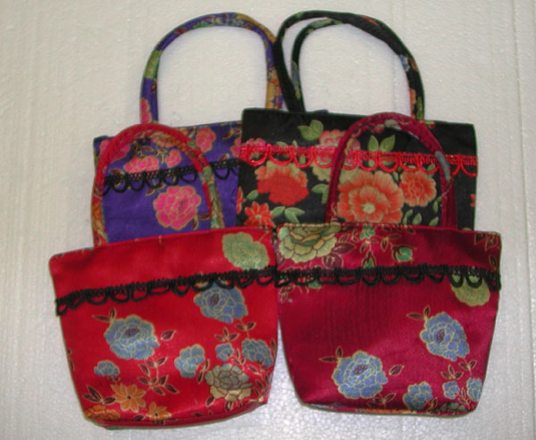OF23264 Small Bag w/ Lace Trim- 120/case