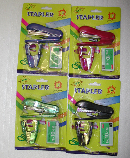 OF23283 3pc. Stapler Set- 240/case