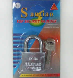 OF23340-9 40mm Pad Lock 96/case