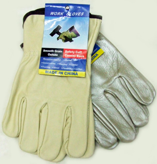 OF23385 Leather Gloves- 120/case