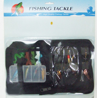 PS23096-1 Fishing Tackle Set 41/case