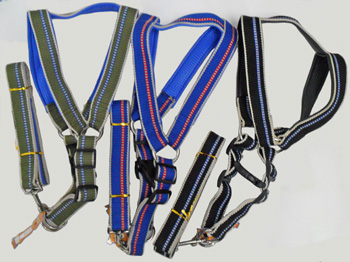 PS23179  Large 3.8cm Padded Dog Harness- 36/case