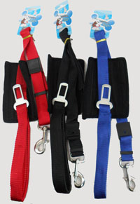 PS23195 Dog Car Seat Belt/ Leash-144/case