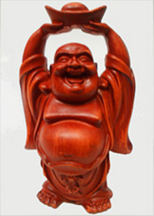 ST23516-2 Small Hands Up Buddha-54/case
