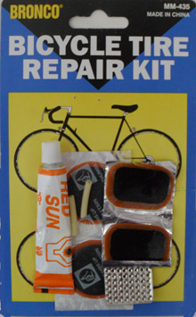 TL23142 8pc Bike Tire Repair Kit- 240/case