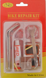 TL23278  12pc. Bicycle Tire Repair Kit-120/case