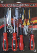 TL23500B 7pc Tool Set- 24/case