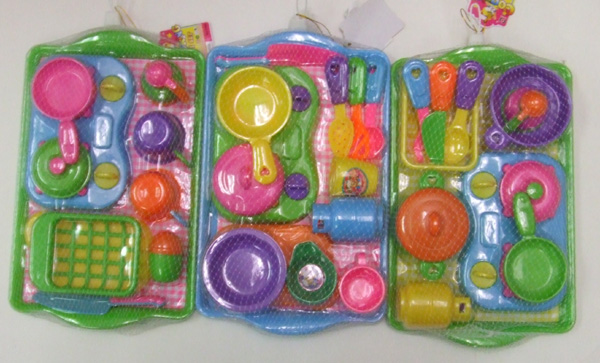 TY23109 Cooking Play Set- 96/case