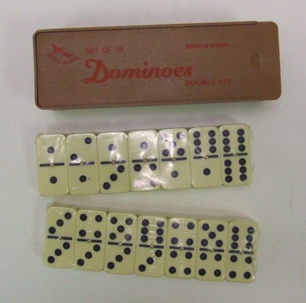 TY23133-3 Dominoes- 30/case