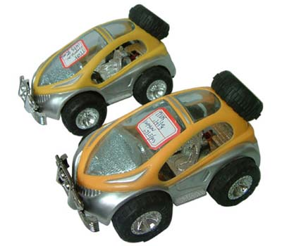TY23048 Small Sparkle Car- 120/case