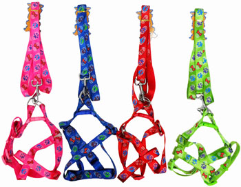 PS23251 2.5cm Dog Collar (Printed)-120/case
